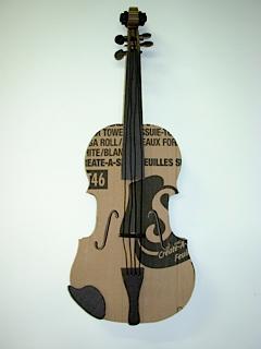 Violin Prototytpe