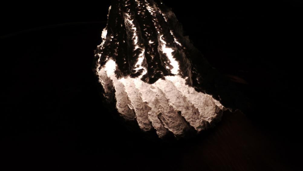pulp lamp s