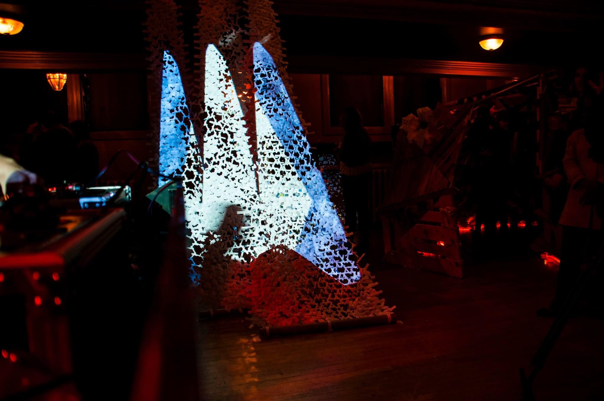 Illuminous by Evan Brock and Mona Dai at PULP 2014